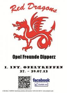 1. Int. Opel Treffen