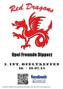 2. Int. Opel Treffen