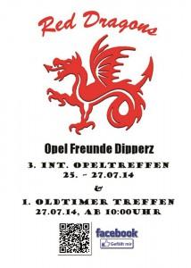 3. Int. Opel Treffen